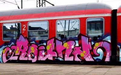 Grafitis en los vagones de tren desde la perspectiva del derecho penal en España