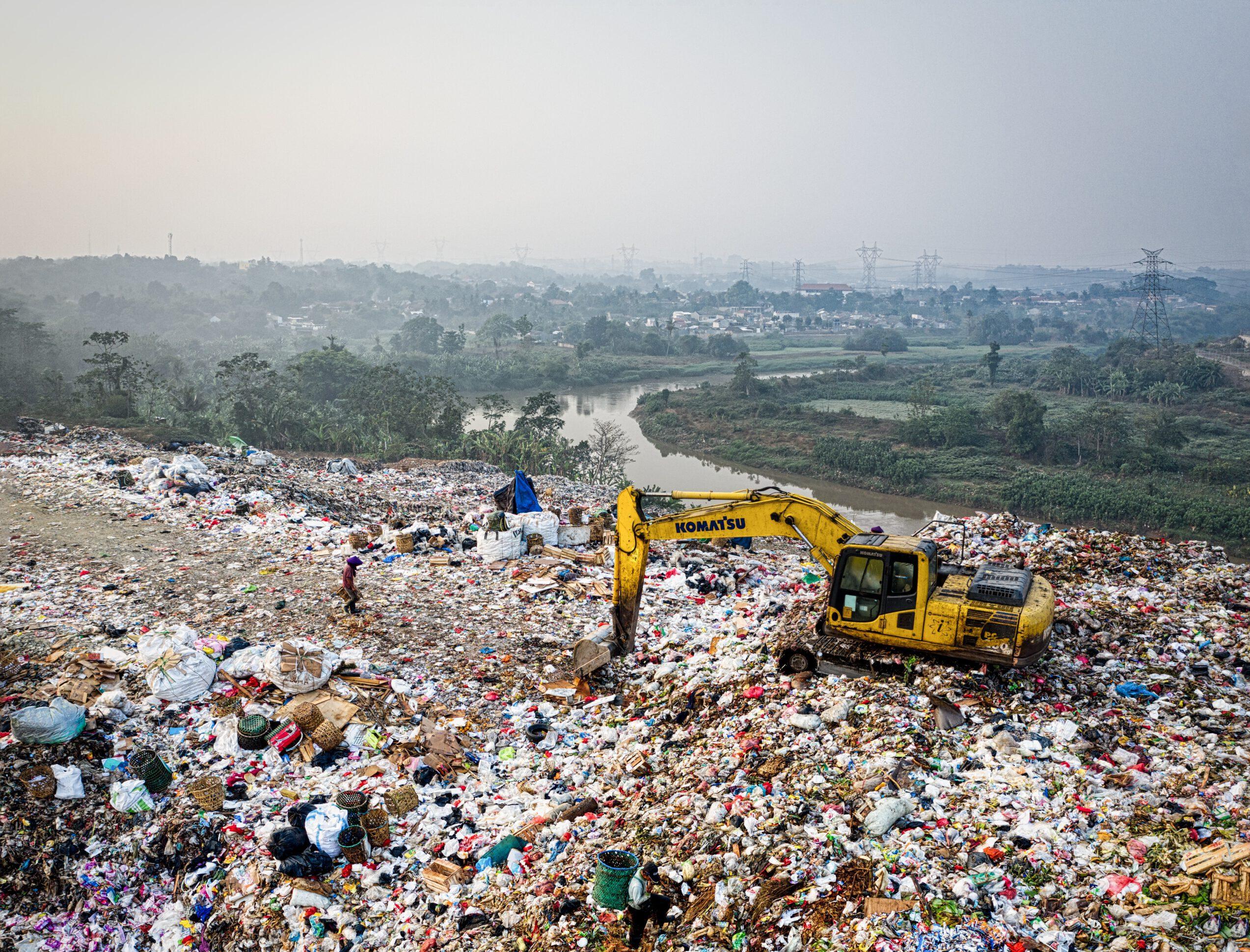 Delitos de gestión y traslado ilegal de residuos